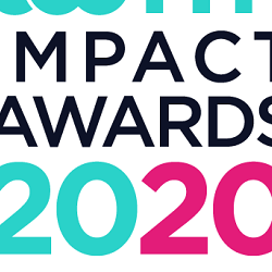 IWFM Impact Awards Finalist 2020 Logo