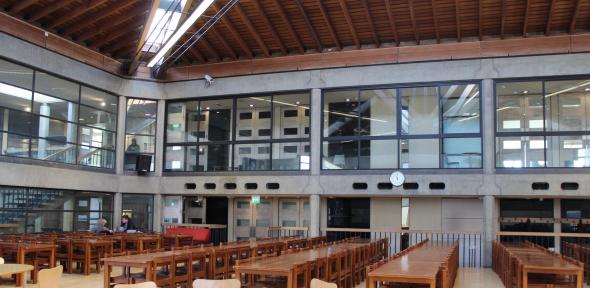 Main Dining Hall The University Centre
